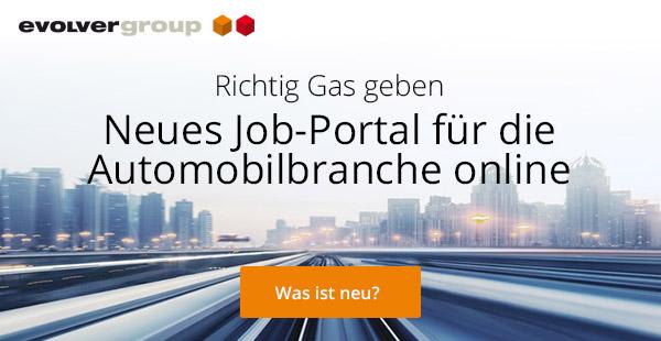 +++ Neues Job-Portal für die Automobilbranche online +++