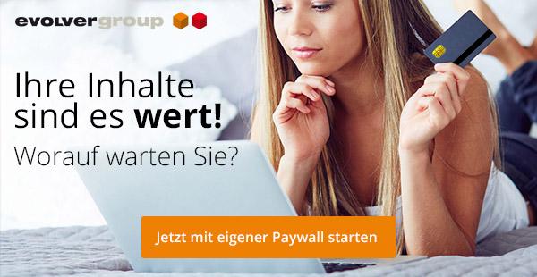 +++ Jetzt mit eigener Paywall starten +++