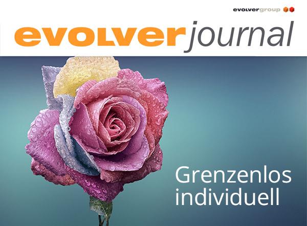 + + + evolver journal: Ausgabe Juni 2019 + + +